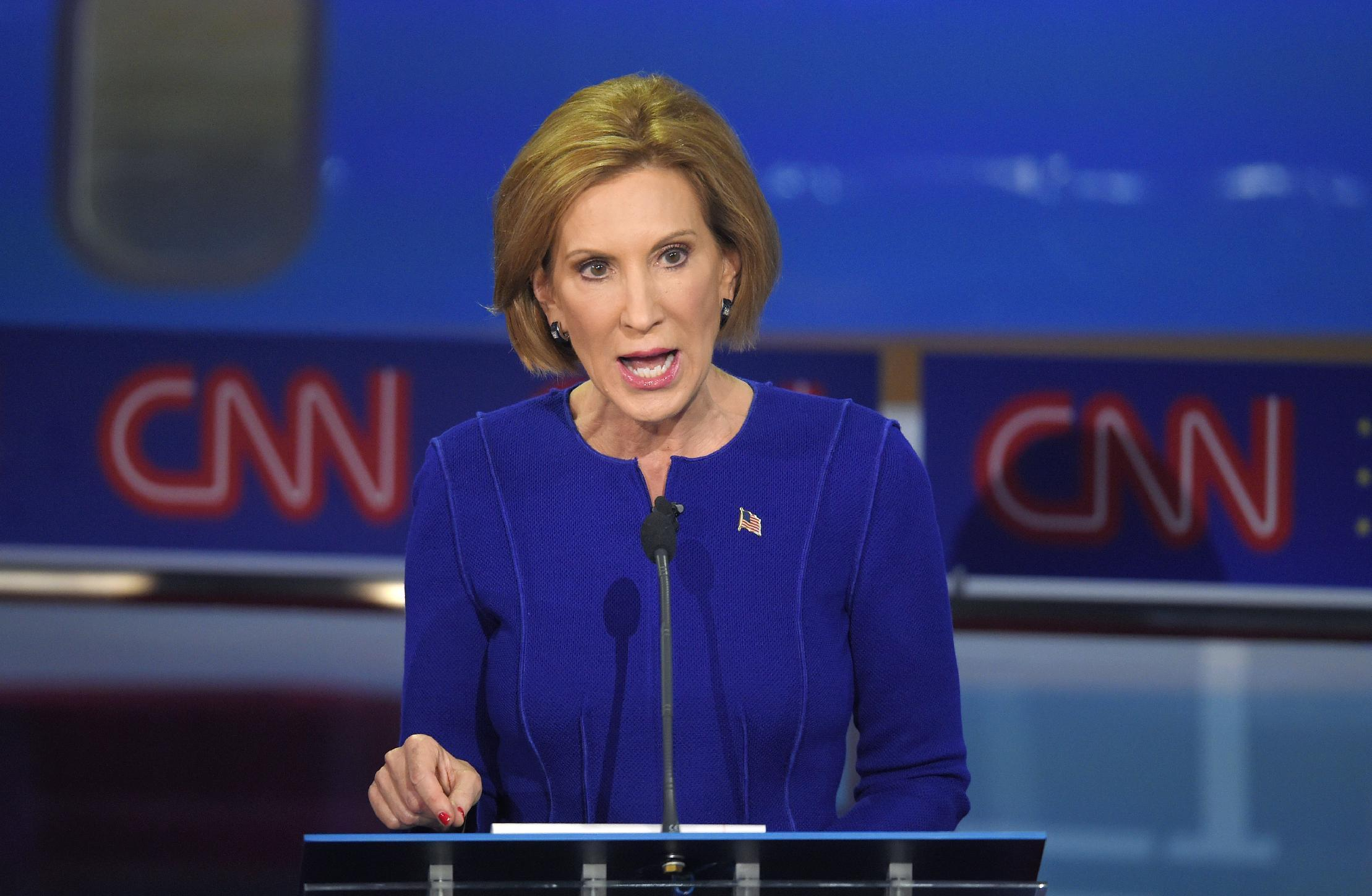 After two days of silence, GOP candidates respond to Planned Parenthood shootings