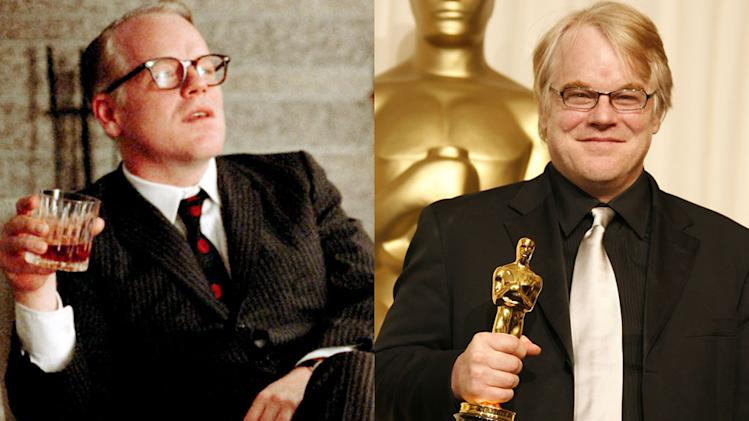Philip Seymour Hoffman, Best Actor of 2005, 'Capote'