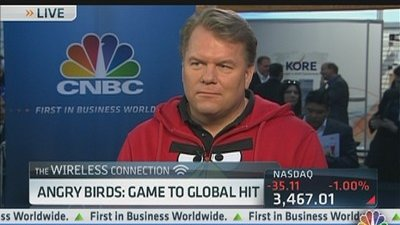 Angry Birds: A Media Empire?