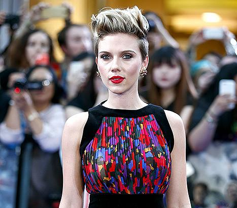 Scarlett Johansson Says She Grew Up on Assisted Lunch Programs: PSA Video