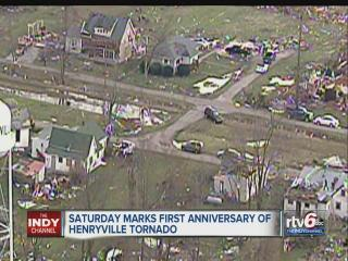 Saturday marks 1-year anniversary of deadly Henryville tornado