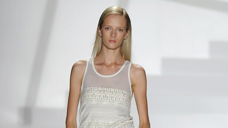 Lacoste - Runway RTW - Spring 2013 - New York Fashion Week