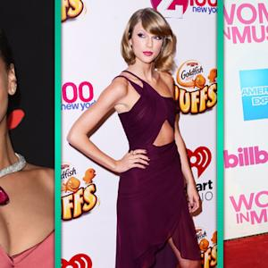 Move over Orchid! Why Marsala Is Beyonce and Taylor Swift's Color for 2015