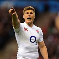Owen Farrell is treating the clash against the All Blacks as just another game
