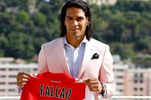 Monaco move not a mistake, insists Falcao