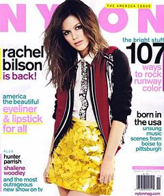 Rachel Bilson: I Dressed Myself at Age 2