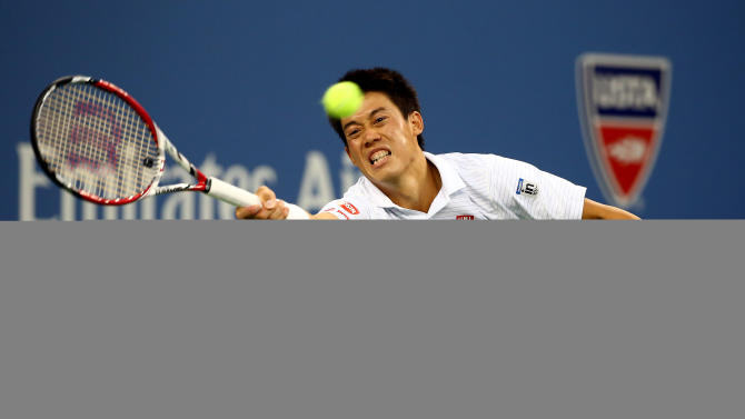 Tennis - Chang tells Nishikori to keep feet on ground