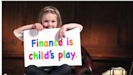 Raising financially aware children