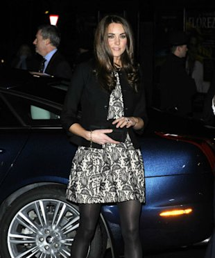 Kate Middleton Too Old To Wear Fashion Favourite Moloh?