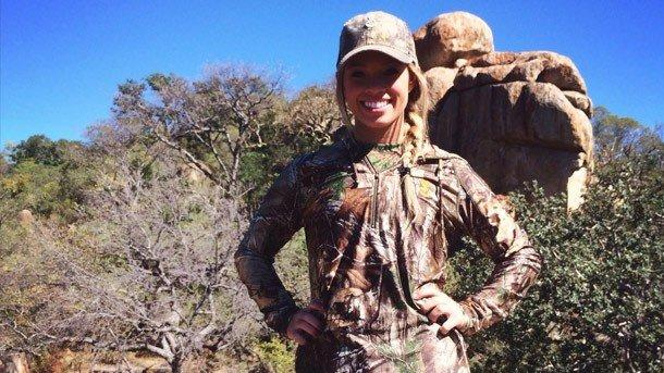 Facebook Says Cheerleader's Chilling Hunting Photos Violate Its Community Standards