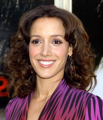 Jennifer Beals at the premiere of Columbia Pictures' The Grudge 2