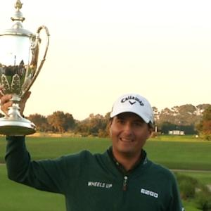 Kevin Kisner news conference after winning The RSM Classic
