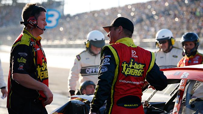 Bowyer, Gordon 'incident' looms large over Phoenix
