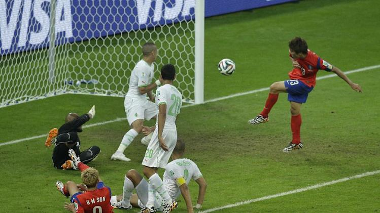 South Korea blames defensive lapses for defeat