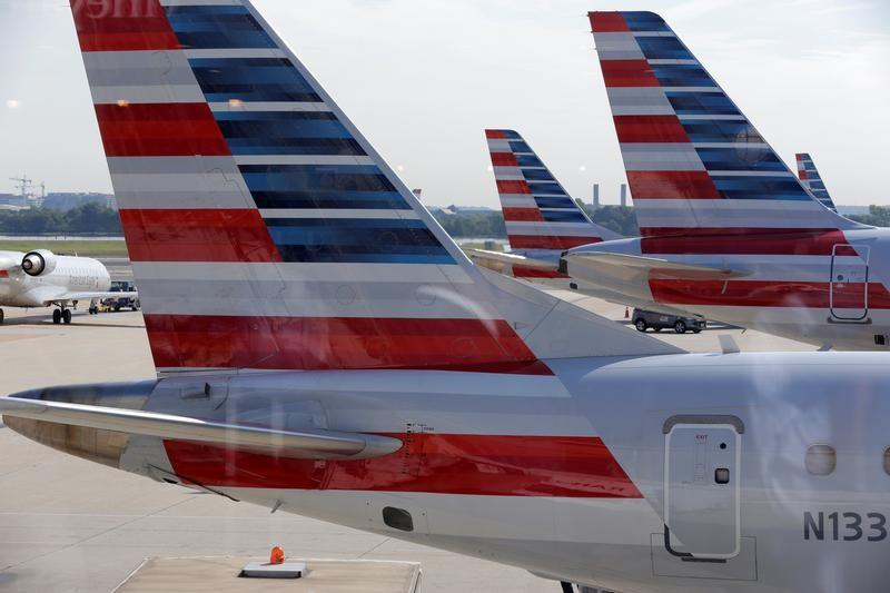 American Airlines raises fourth-quarter unit revenue forecast