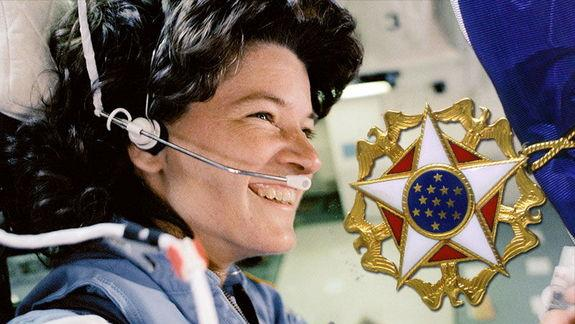 Sally Ride, 1st US Woman in Space, to Be Awarded Medal of Freedom Posthumously