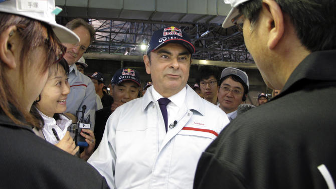 Nissan chief welcomes yen fall for luxury brand
