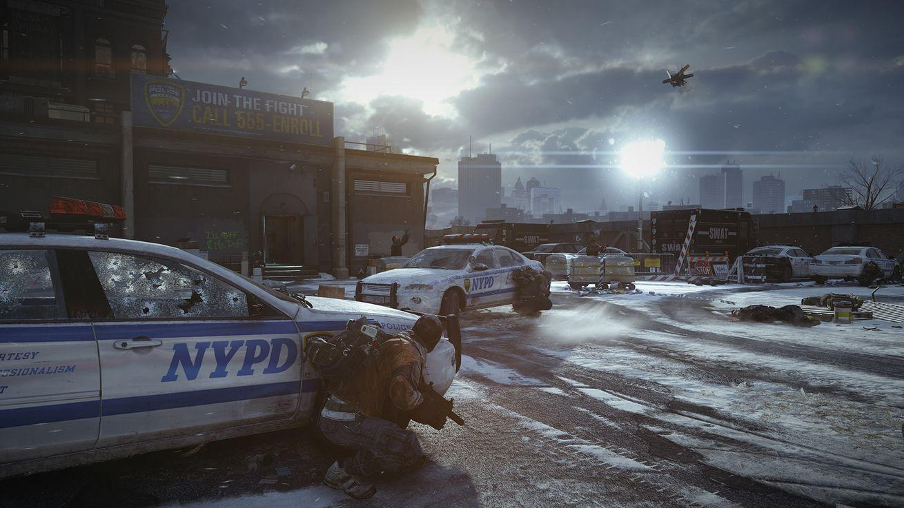 The Division open beta launches next week