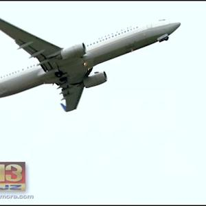 FAA's NextGen System Coming To BWI, Noise Is A Concern