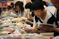The Hong Kong Book Fair runs July 18-24