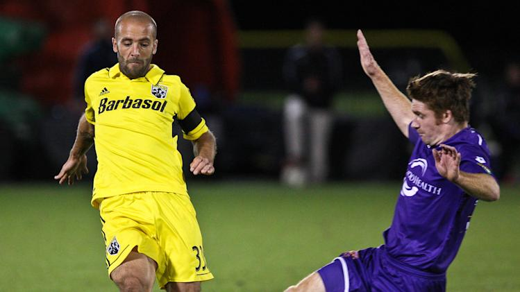 MLS: Preseason-Orlando City SC vs Columbus Crew