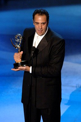 "Brad Garrett Outstanding Supporting Actor in a Comedy Series ""Everybody Loves Raymond"" Emmy Awards - 9/18/2005"
