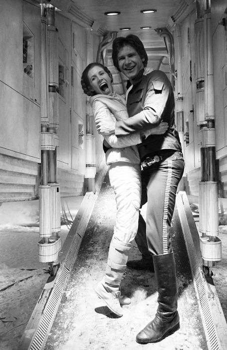 Harrison Ford, Mark Hamill, Carrie Fisher Back for 'Star Wars'? George Lucas Says Yes