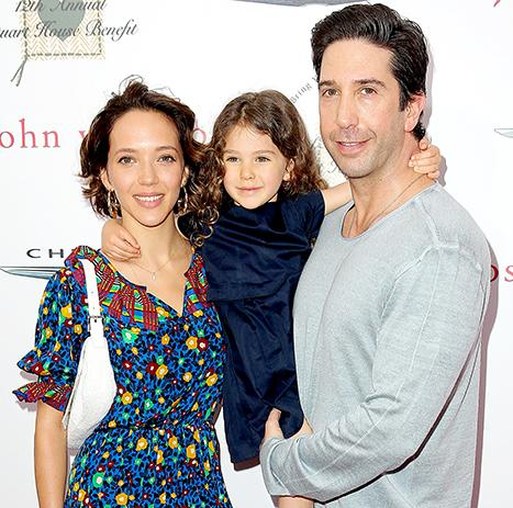 David Schwimmer Shows Off Adorable Daughter Cleo, 4, at Red Carpet Event -- Meet His Precious Little Girl!