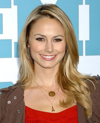 Stacy Keibler at the Los Angeles premiere of New Line Cinema's Semi-Pro