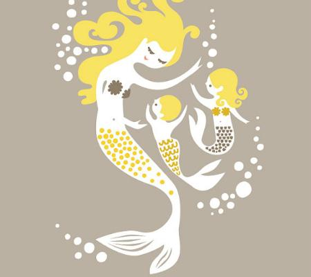 Mermaid Mother