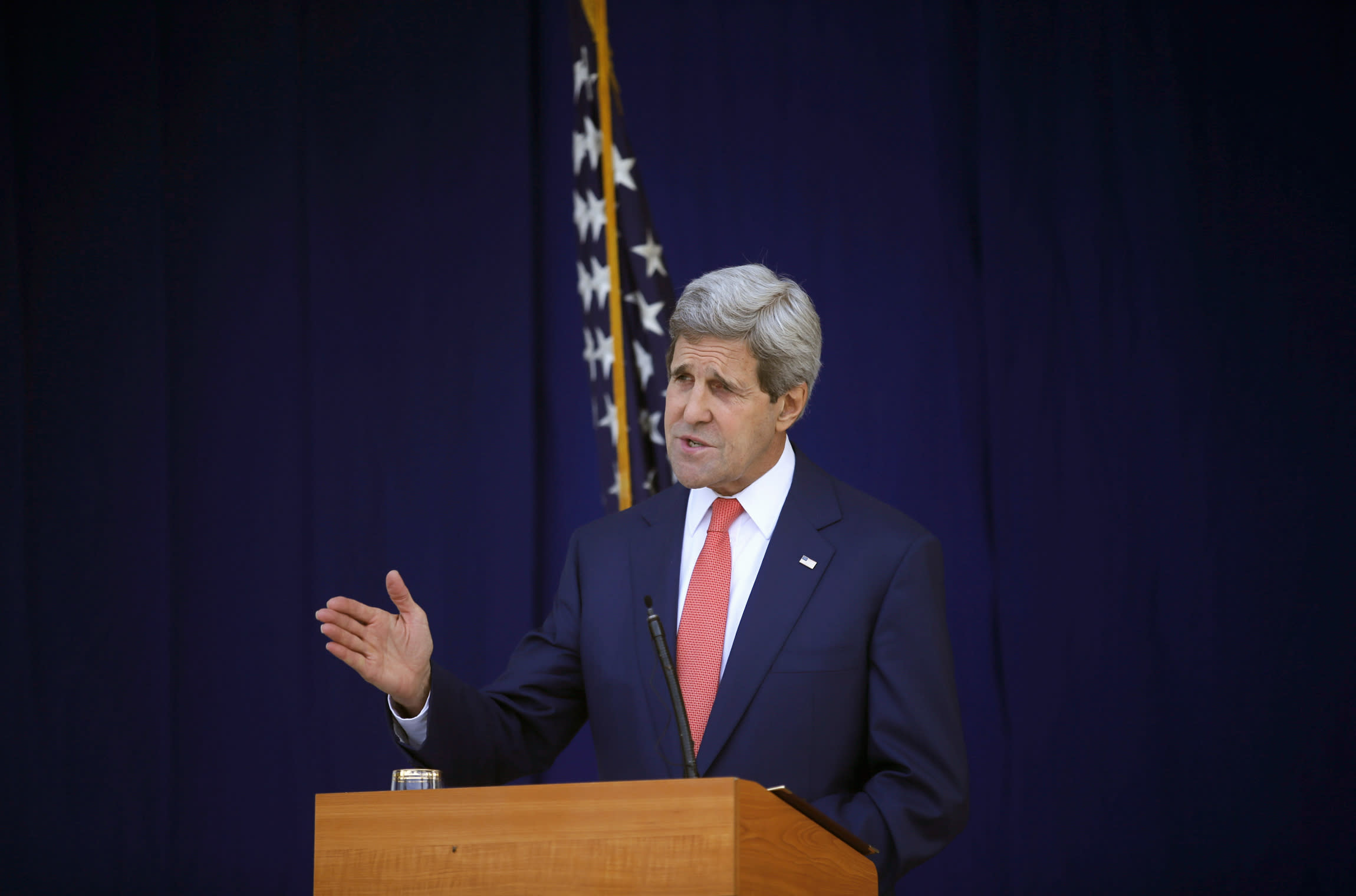 Kerry heading to Ukraine amid concern over conflict