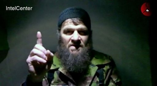 Russia's Anti-Terror Committee said the plot was masterminded by Doku Umarov (pictured in this image released in 2011)