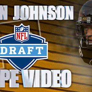 Wake Forest CB Kevin Johnson | NFL Draft Hype Video