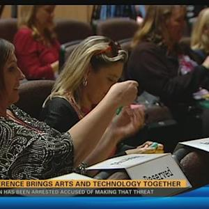 Conference brings arts and technology together