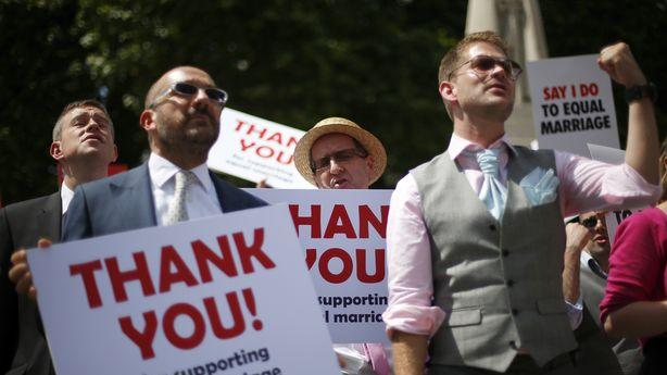 Britain Just Legalized Gay Marriage in England and Wales