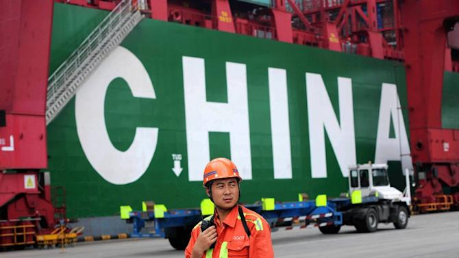 China's economy expanded 7.4% last year, the weakest since 1990, and has slowed further this year, growing 7.0% in each of the first two quarters