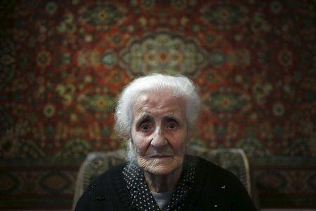 A century on, 103-year-old Armenian recalls rescue from mass killings