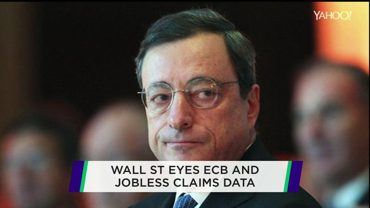 ECB unveils bond buying details; $21B drug deal; Apple's Achilles' heel?