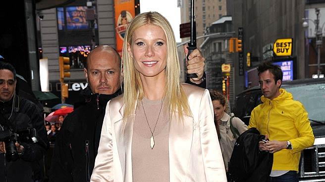 Gwyneth Paltrow GMA