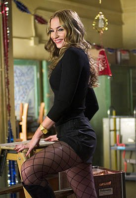 Drea de Matteo in Rogue Pictures' Assault on Precinct 13
