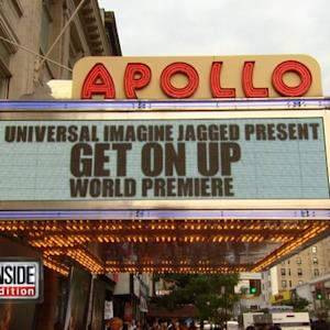 'Get On Up' Premieres at New York's Apollo Theater