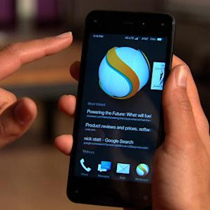Memorize these Fire Phone gestures