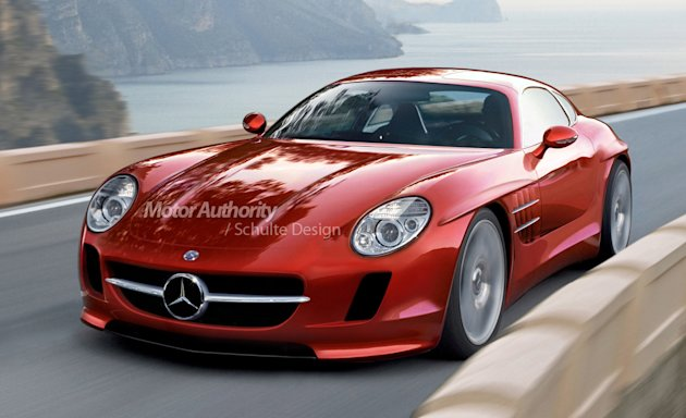 Mercedes SLC