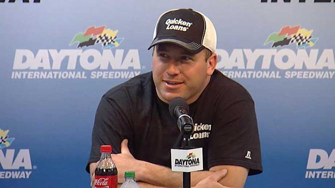 Newman talks about working with Crew Chief Matt Borland