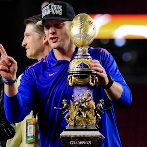 Boise State's Bryan Harsin Talks New Backfield