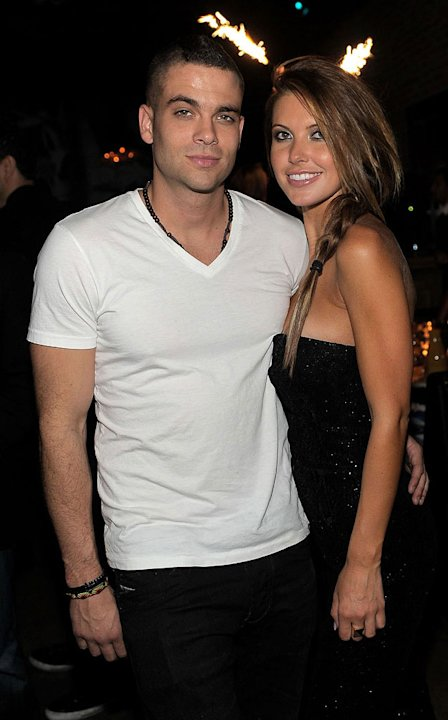 Mark Sailing Audrina Patridge
