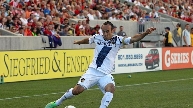 Galaxy play scoreless tie against Earthquakes