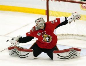 Lehner steps in to lead Senators