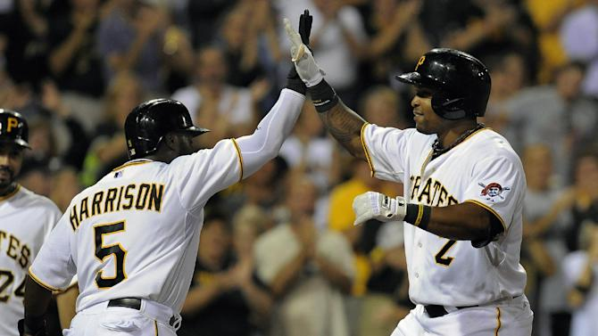 Byrd homers, Pirates top Brewers 7-1