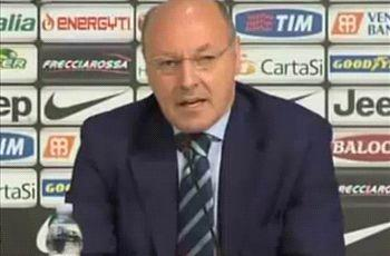 Juventus fought through San Siro suffering - Marotta